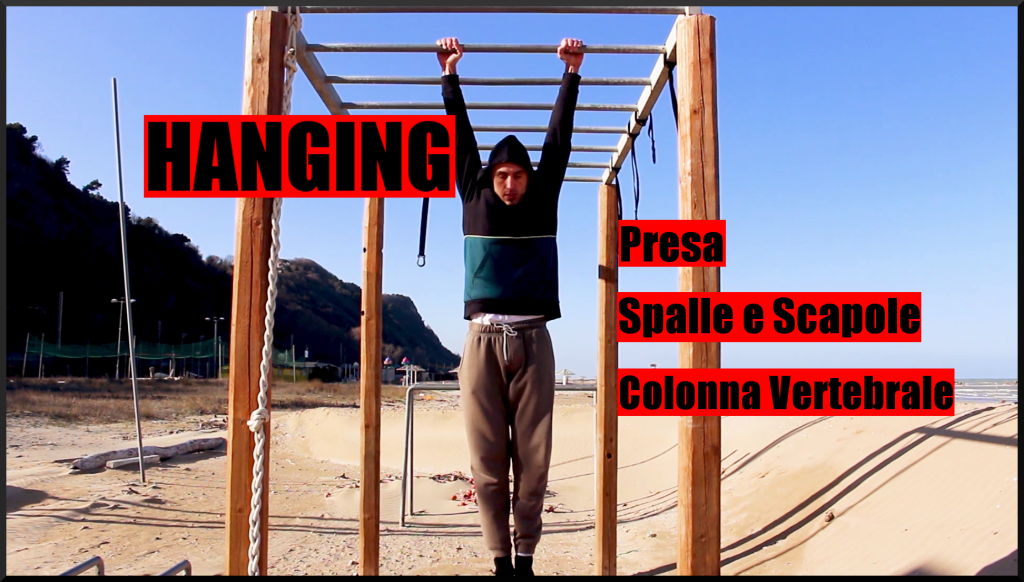 hanging rinforzare presa mani avambracci
