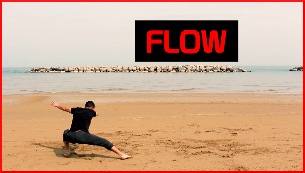 allenamento flow movement training